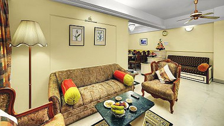 Delightful living area in The Emerald - Hotel & Executive Apartments