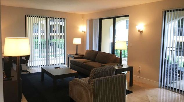 Lounge at Coventry Park Apartment, Southpoint, Jacksonville
