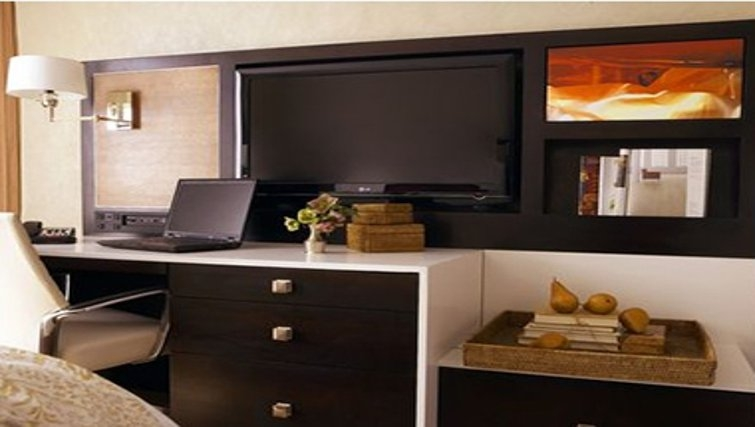Welcoming living area in Staybridge Suites New York Times Square