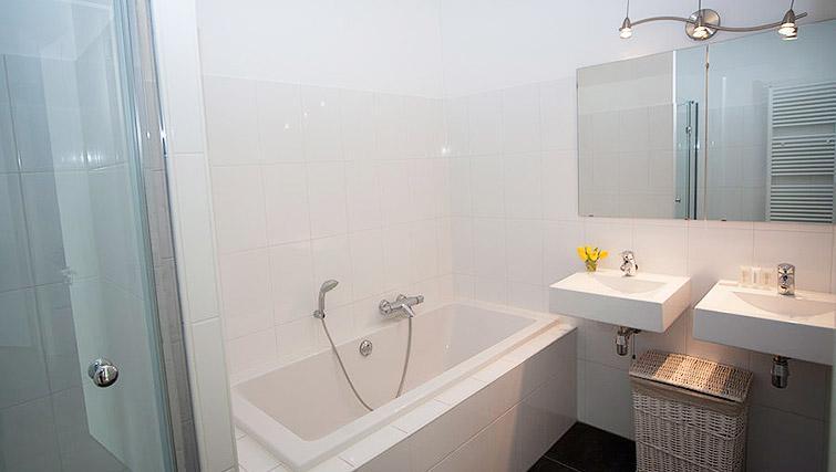 Bathroom in World Fashion Apartments - Amsterdam