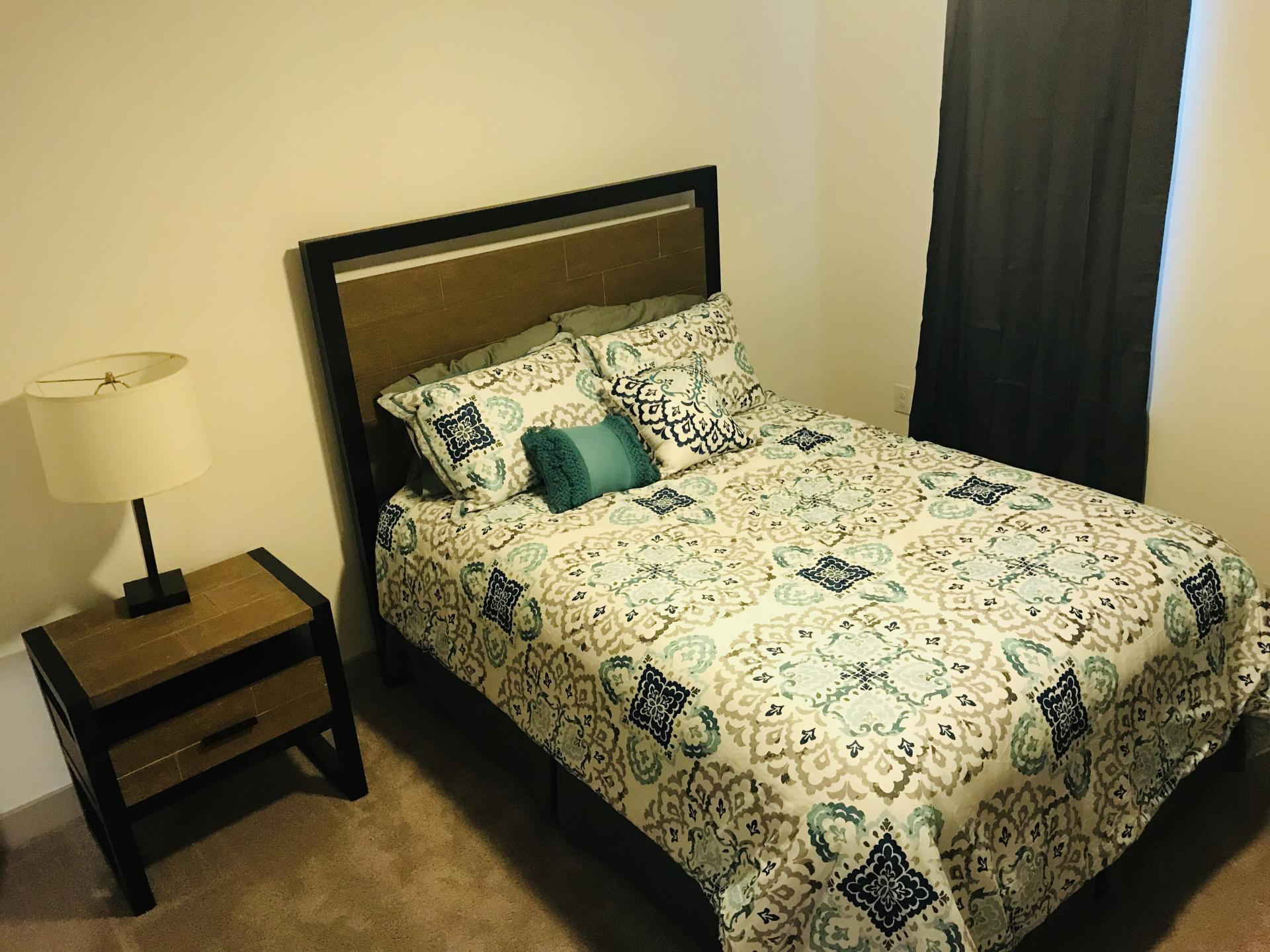 Bedroom at Preserve at Iron Horse Apartment, Centre, Franklin