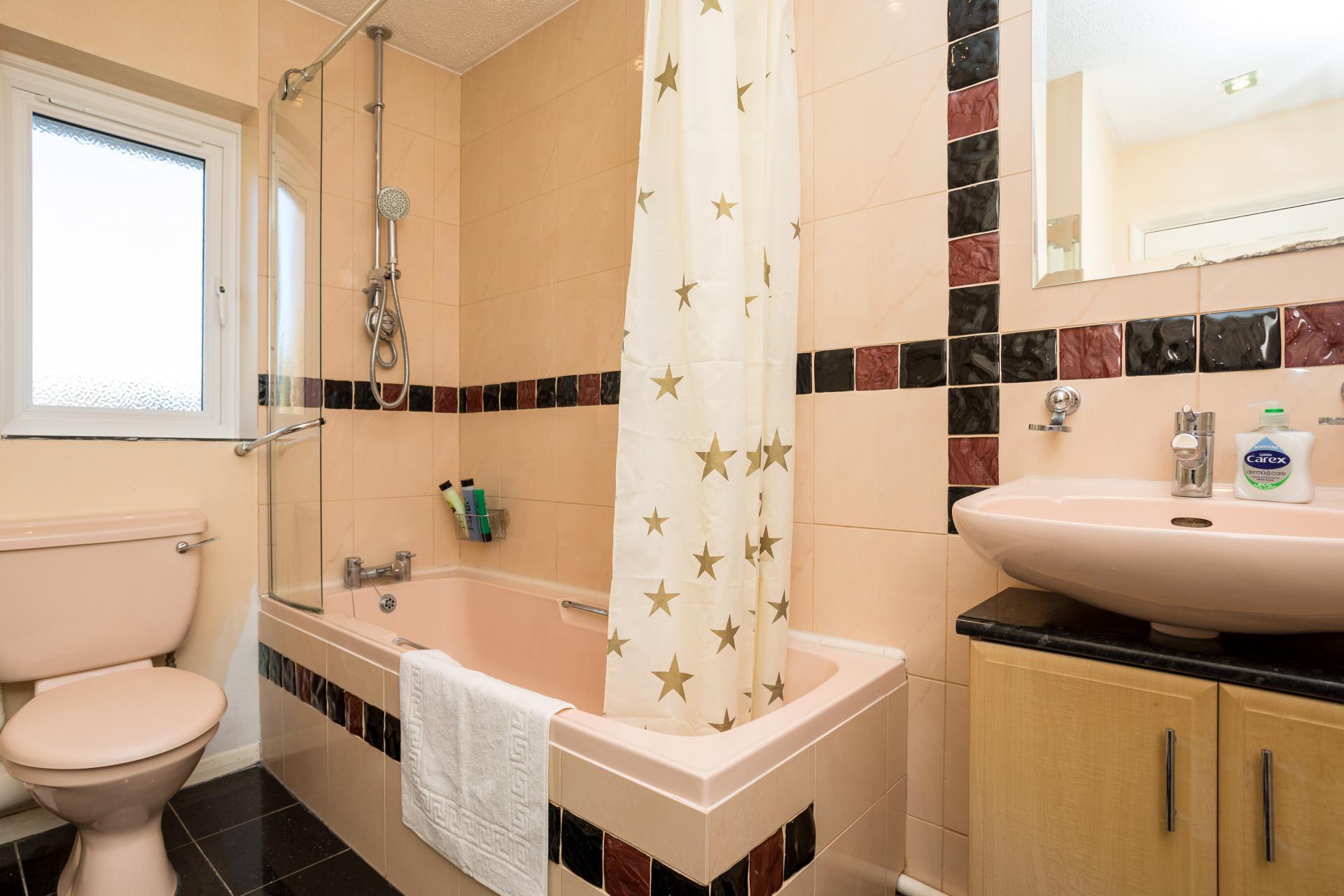 Bath at Graveney House, Maidenbower, Crawley