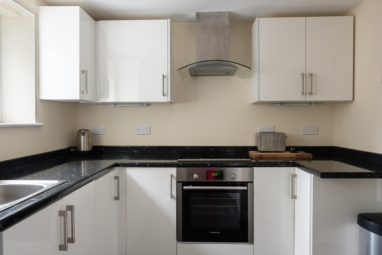 Oven at Broadwalk Apartment, Centre, Crawley