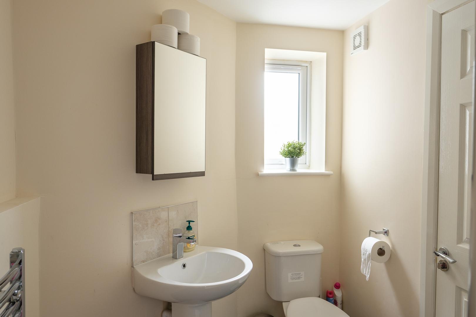 Sink at Broadwalk Apartment, Centre, Crawley