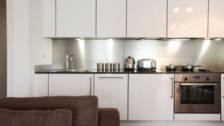 Spacious kitchen in Slough Mosaic Apartments