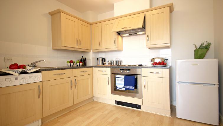 Kitchen at Kelvin Gate