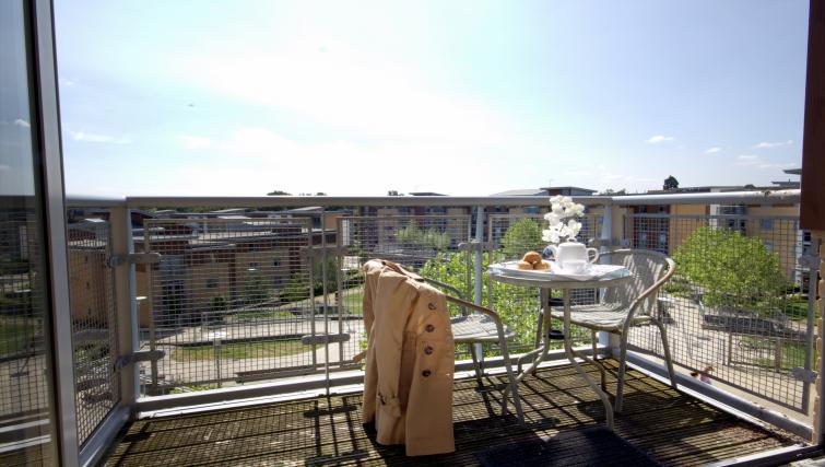 Balcony at Kelvin Gate