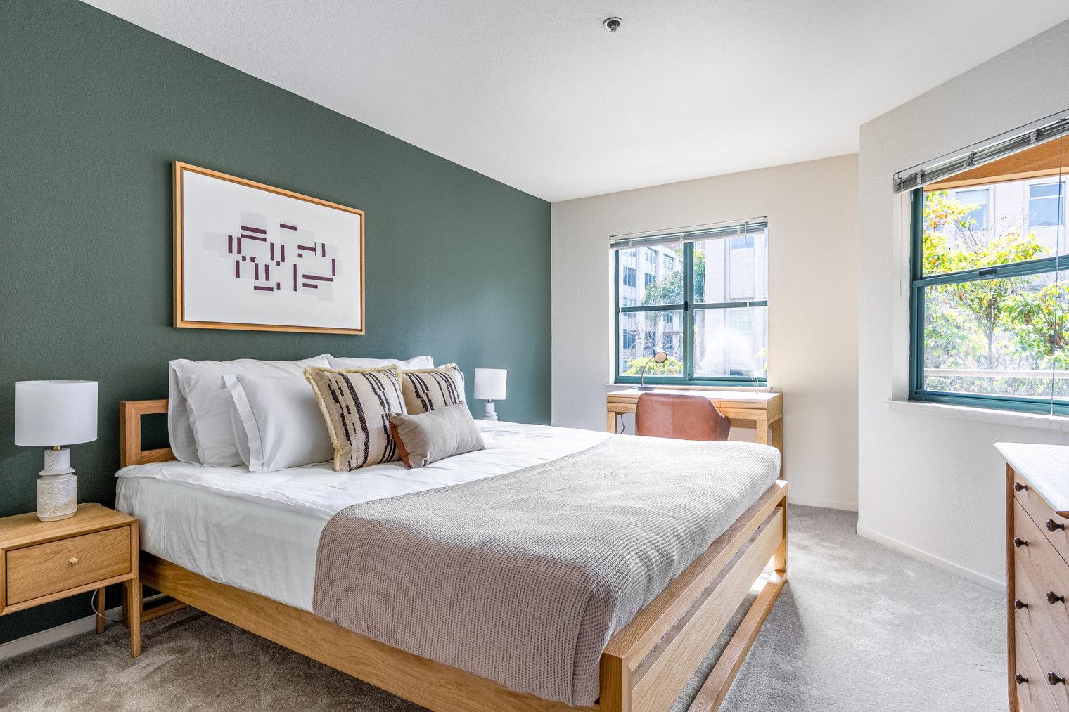 Bedroom at Bayside Village Place