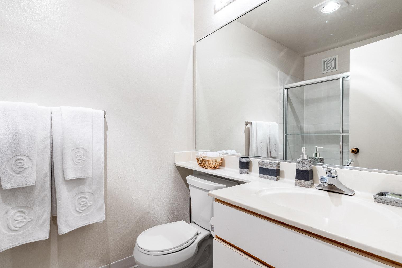 Bathroom at Bayside Village Place