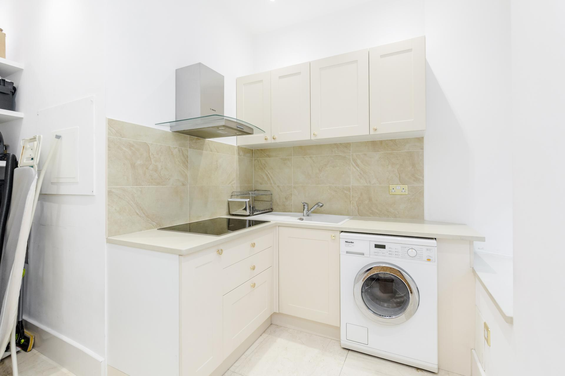 Washer at Grosvenor Square Apartment, Mayfair, London