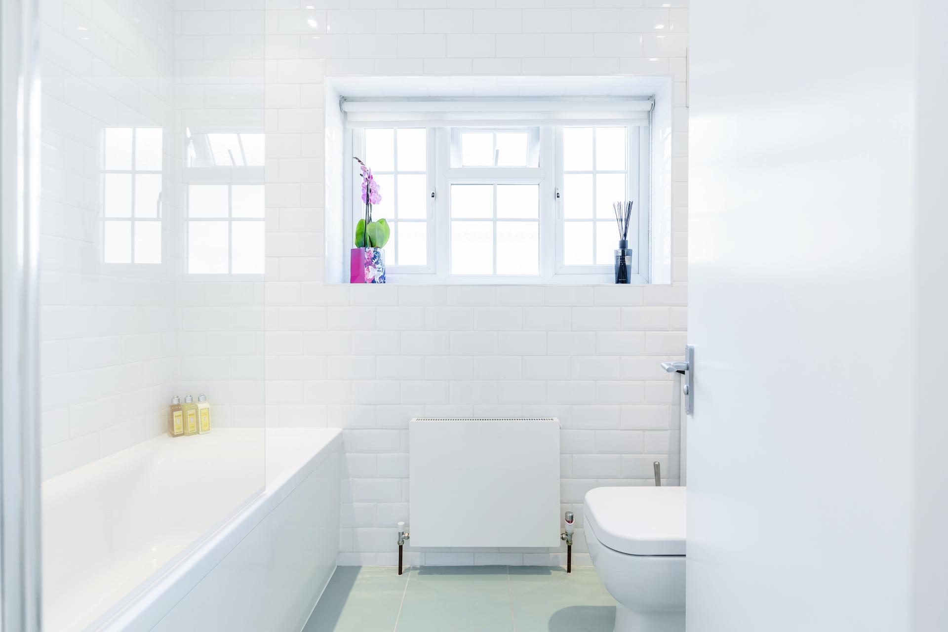 Bath at Mayfair House, Mayfair, London