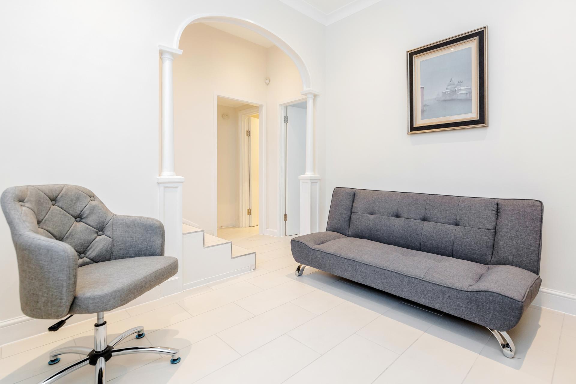Chair at Mayfair House, Mayfair, London