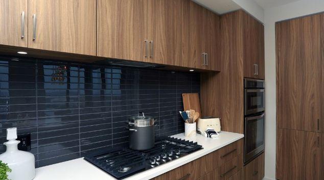 Kitchen at Kincaid at Legacy