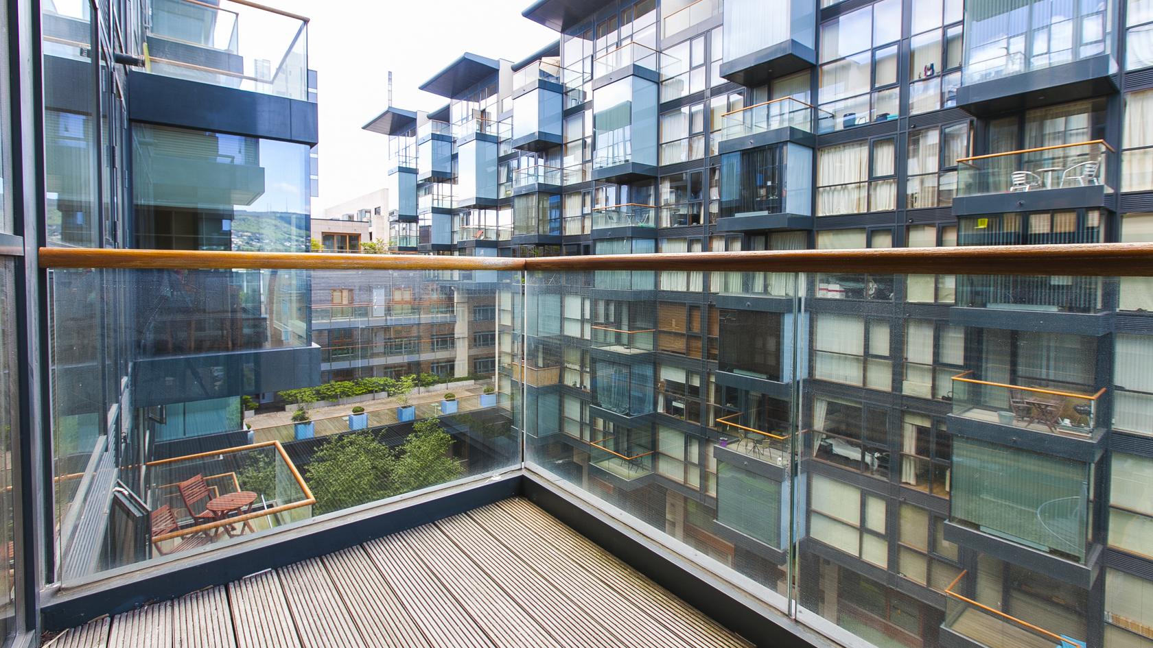 The Cubes Apartment, Dublin, SilverDoor Apartments