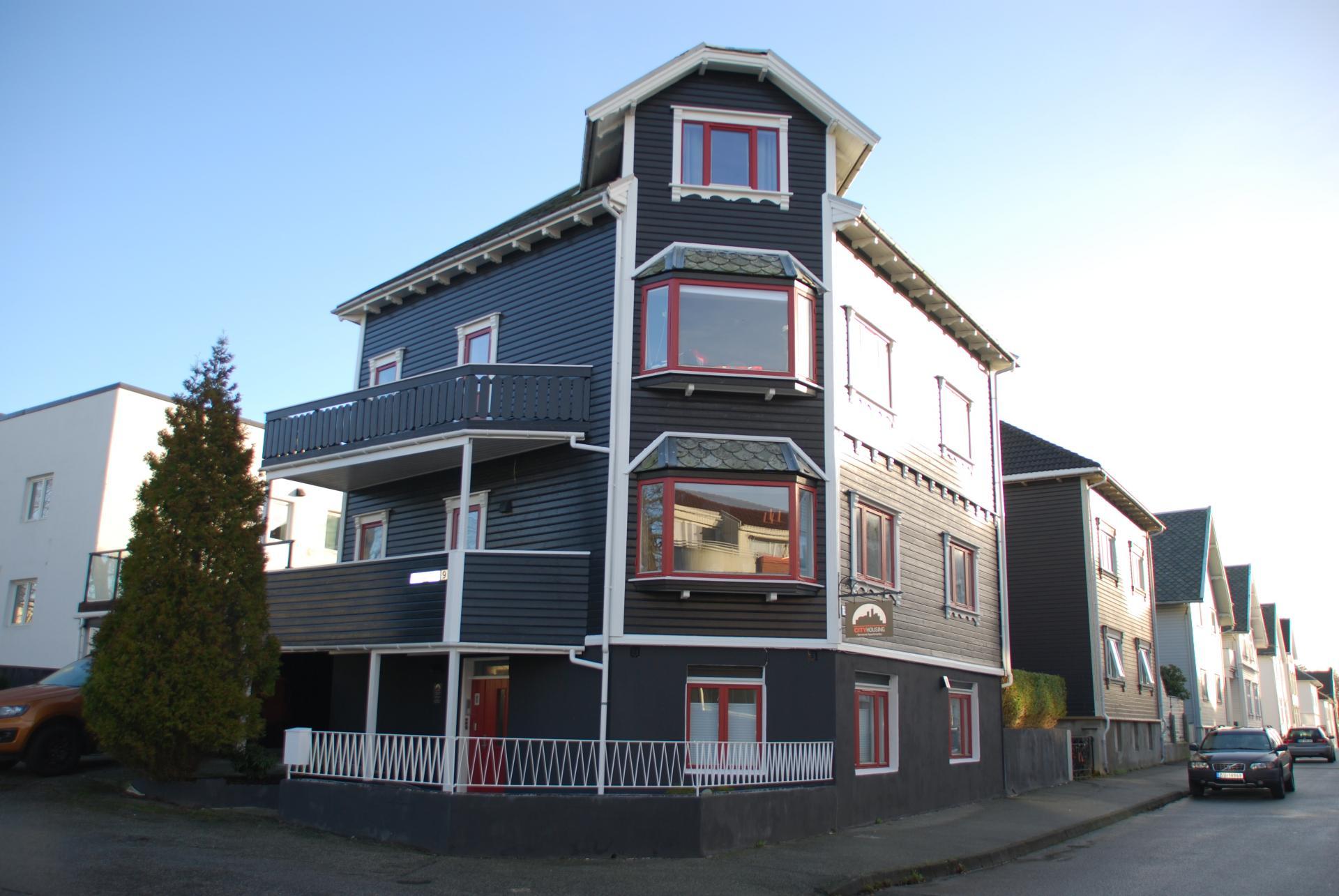 Exterior at Saudagata 9 Apartment, Lagard, Stavanger