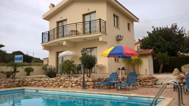 2 bed villa at Kapsalia Holiday Villas