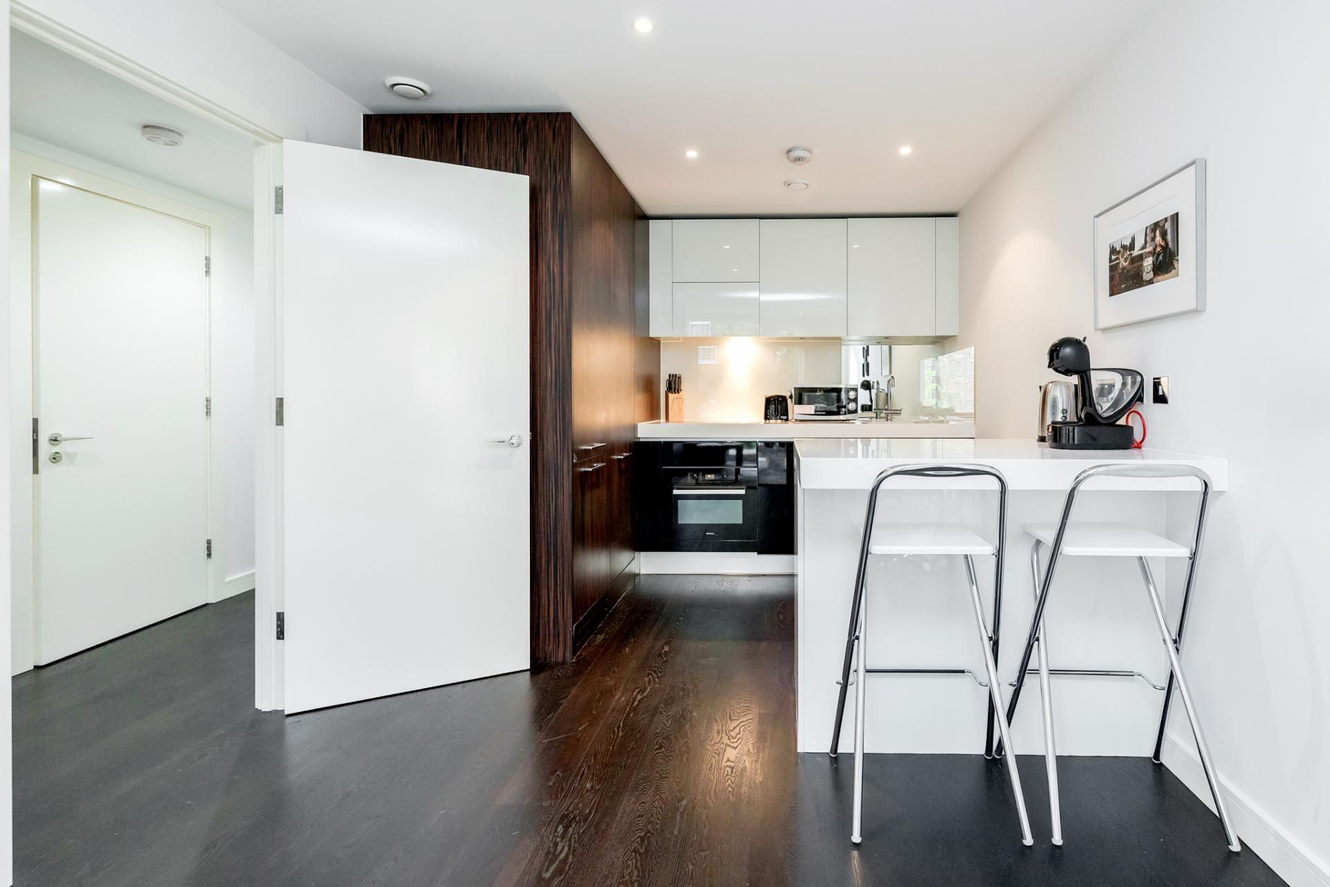 Layout at Chelsea Serviced Apartments, Chelsea, London