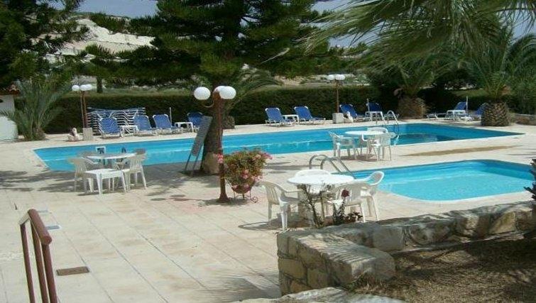 Pool at Rantzo Holiday Apartments