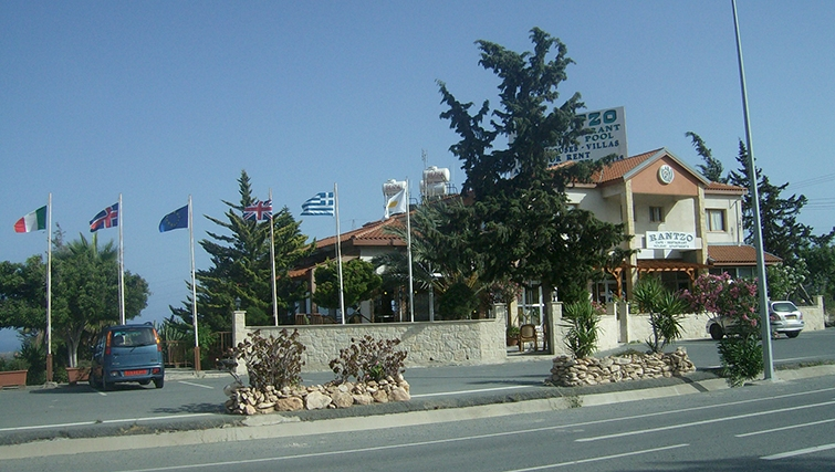 Exterior of Rantzo Holiday Apartments