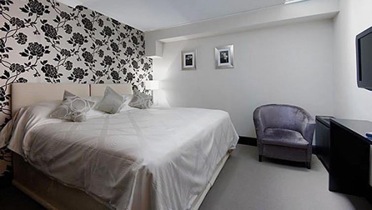 Bedroom in 3 bed at Mayfair House Apartments