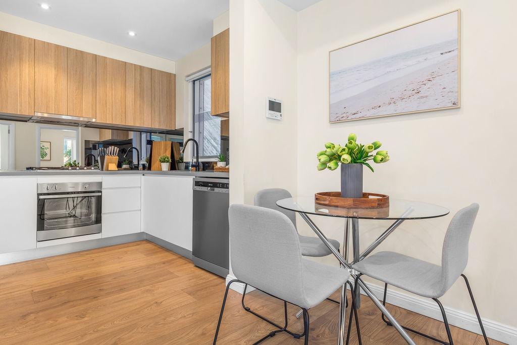 Kitchen at The Seymour Apartments, Paddington, Sydney