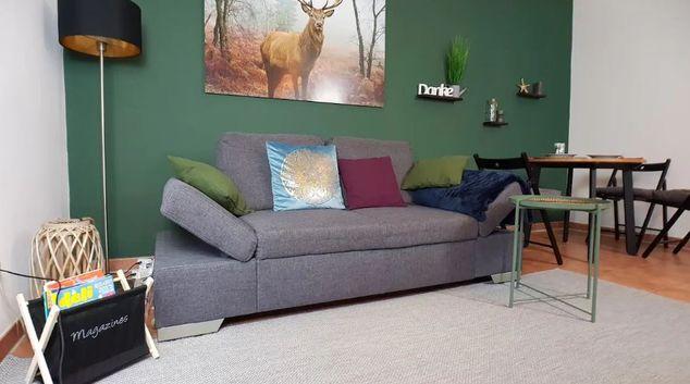 Living room at Martina Apartment, Falkensee, Berlin