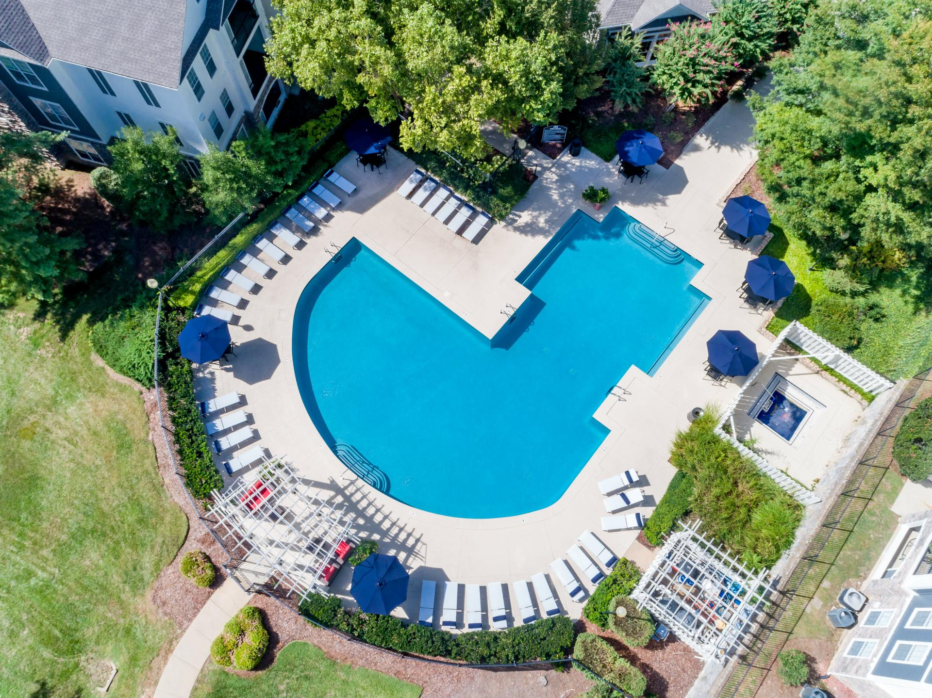 Swimming Pool at IMT Cool Springs
