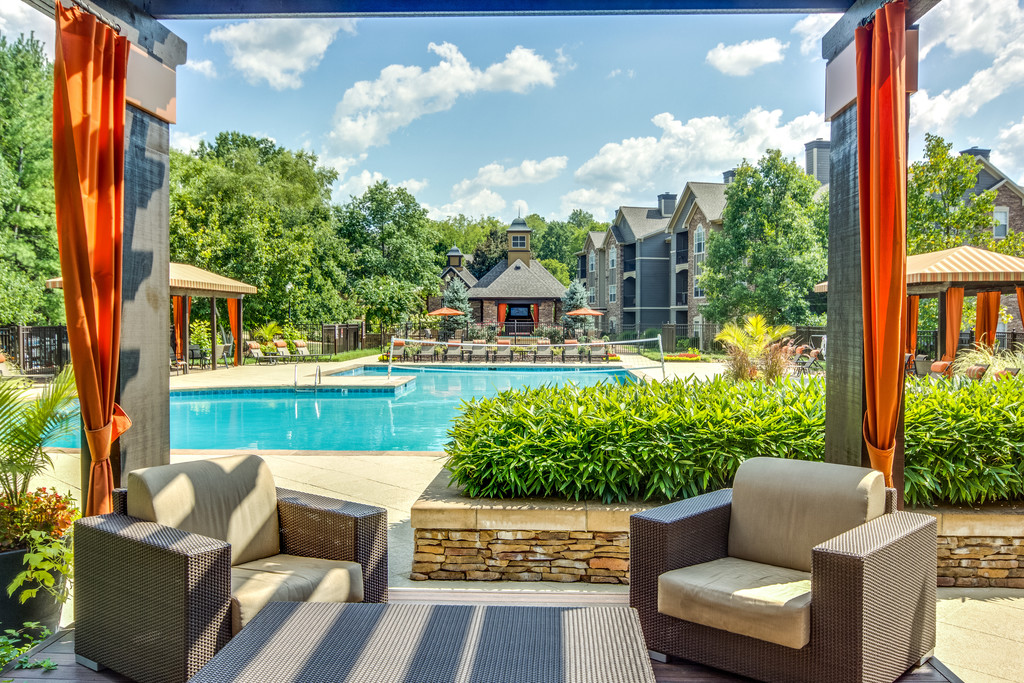 Outdoor Lounge at IMT Cool Springs