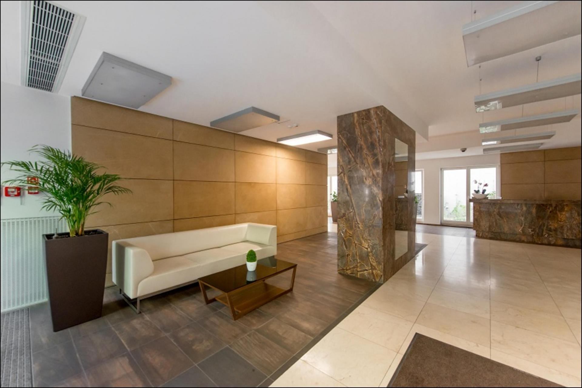 Lobby at Piekna Apartment, Centre, Warsaw