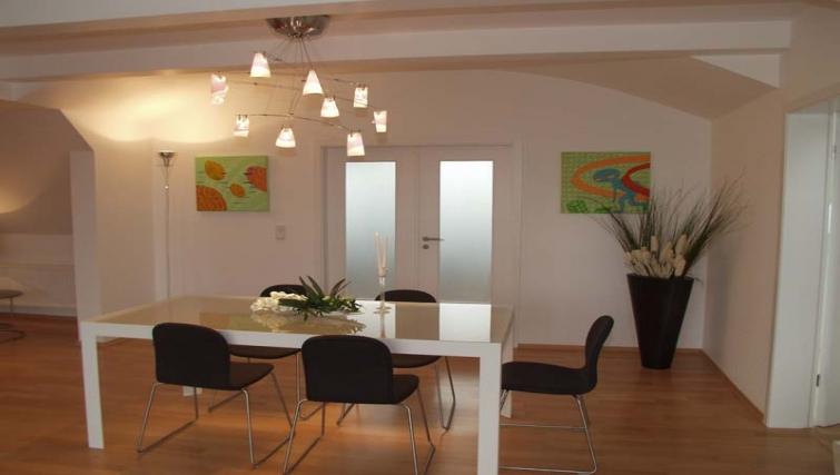 Bright living area at Dusseldorf