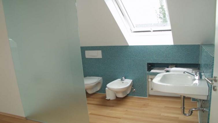 Tranquil bathroom at Dusseldorf