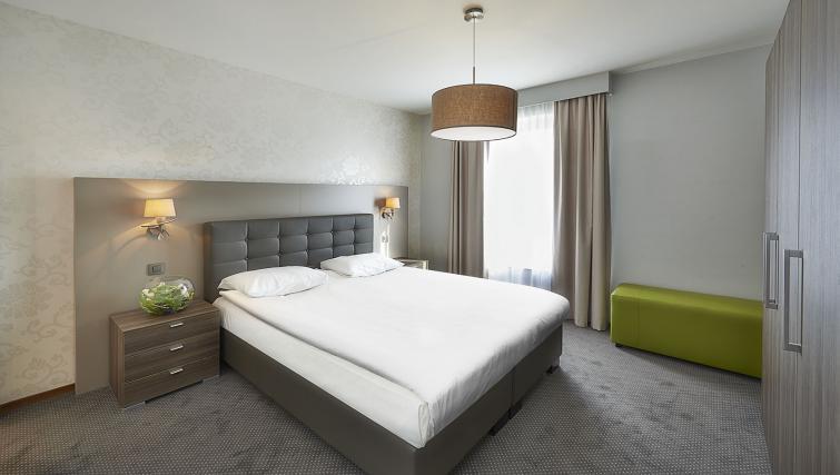 Bedroom at Thon Residence Parnasse