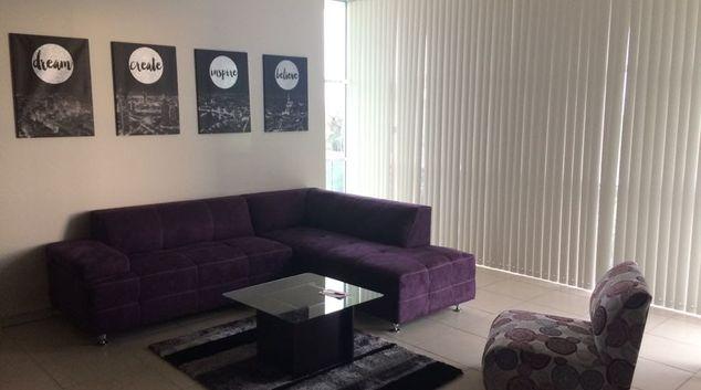 Lounge at Triumph Apartment, Jacarandas, Cuernavaca