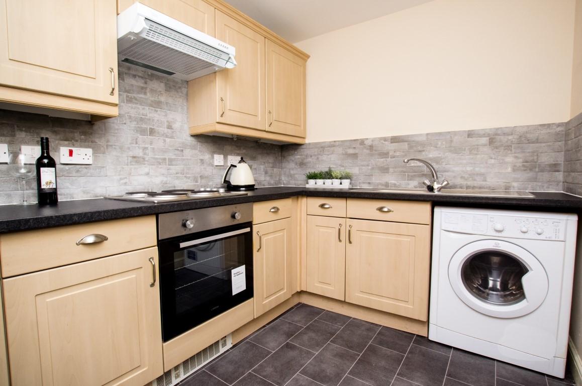 Kitchen at Maple Apartments, Centre, Redhill