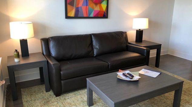 Living area at Brooklyn Riverside, Brooklyn, Jacksonville