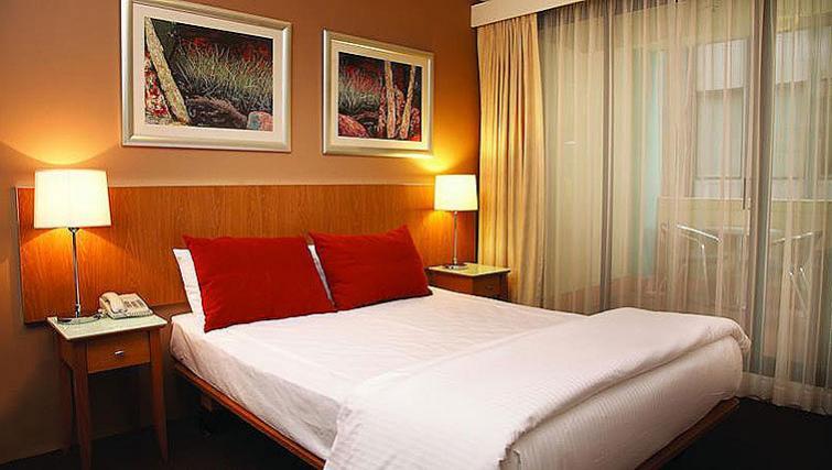 Bedroom at Medina Serviced Apartments Martin Place