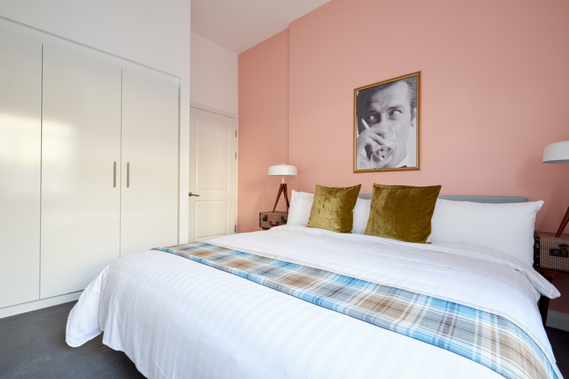 Bedroom at Inverness Mews, Bayswater, London
