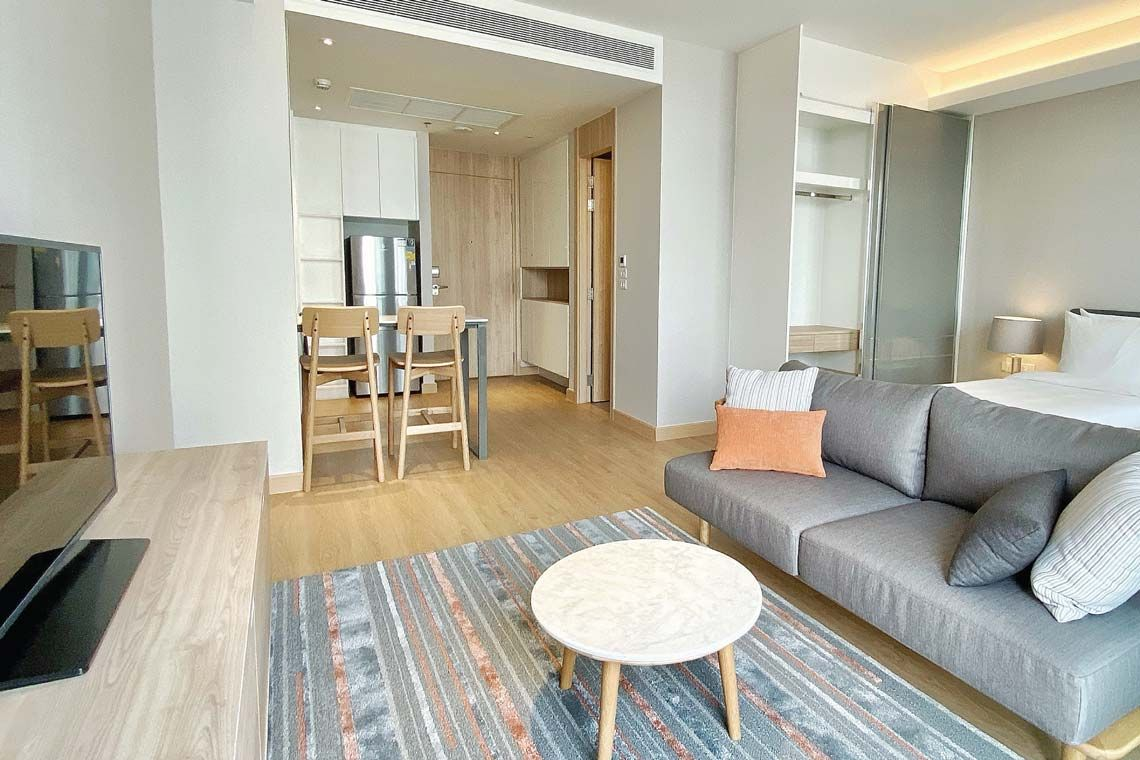 Fraser Suites Sukhumvit Bangkok - SilverDoor