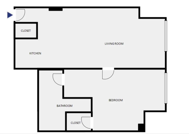 Varsity on K Apartments, Washington DC, SilverDoor Apartments