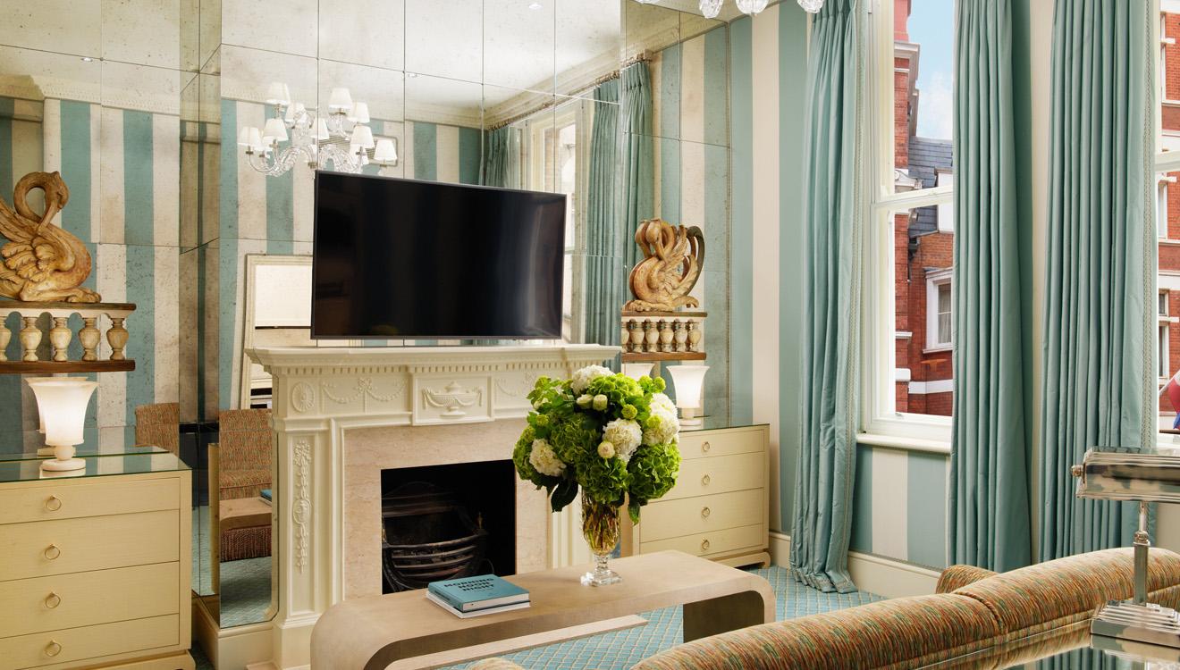 TV at Milestone Apartments