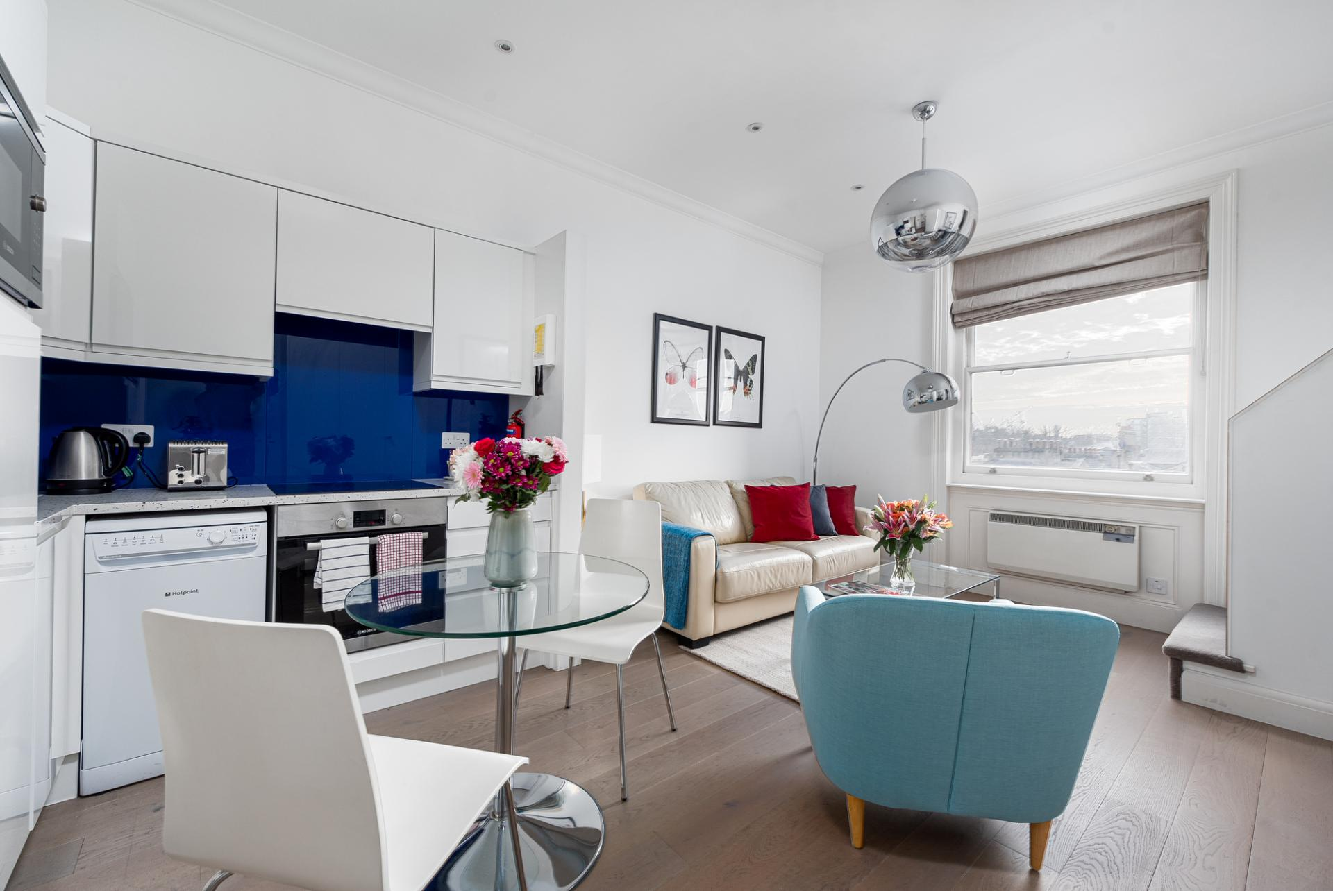 Layout at Draycott Place Serviced Apartments, Chelsea, London