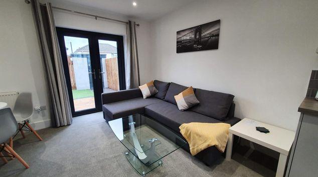 Living area at Filton Apartments, Filton, Bristol