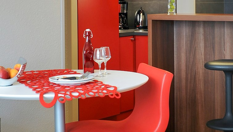 Ideal dining area in Adagio Toulouse Centre Ramblas