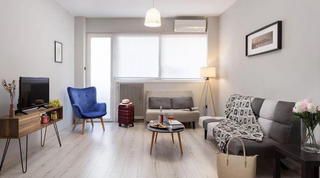 Living area at Athens Premium Homes, Centre, Athens