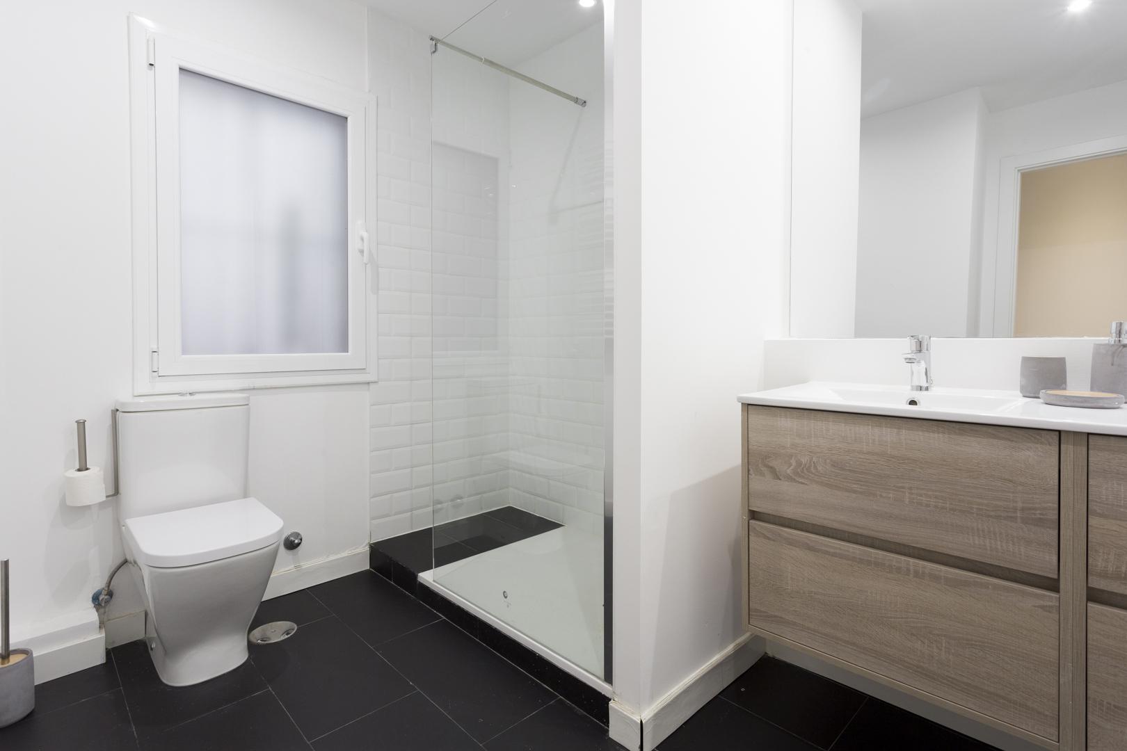 WC at Calle Gravina Apartment, Centre, Madrid