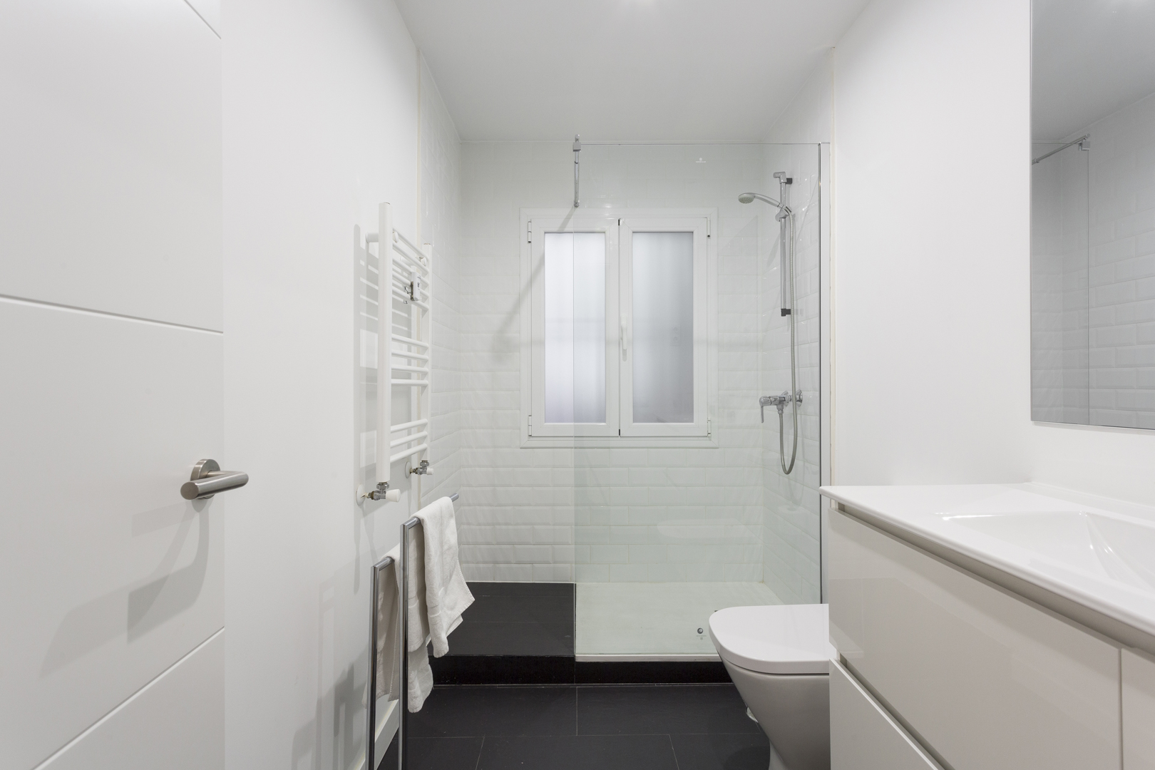 Bathroom at Calle Gravina Apartment, Centre, Madrid