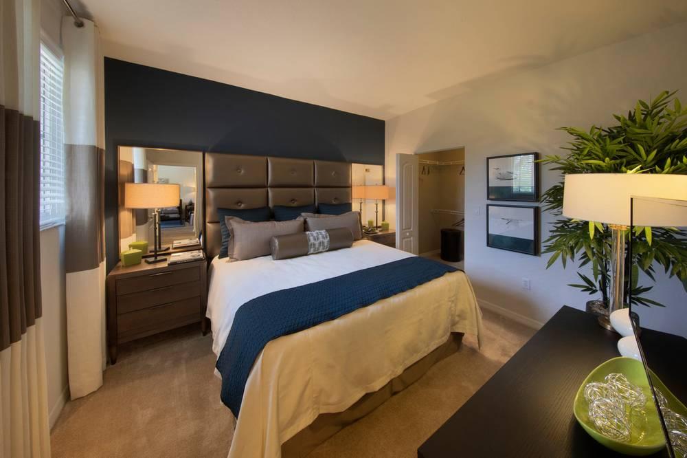 Bedroom at Gables Montecito, Gables Montecito, Palm Beach Gardens