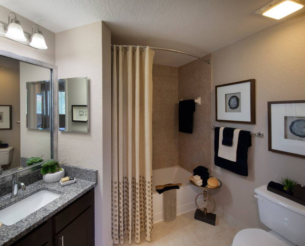 Bathroom at Gables Montecito, Gables Montecito, Palm Beach Gardens