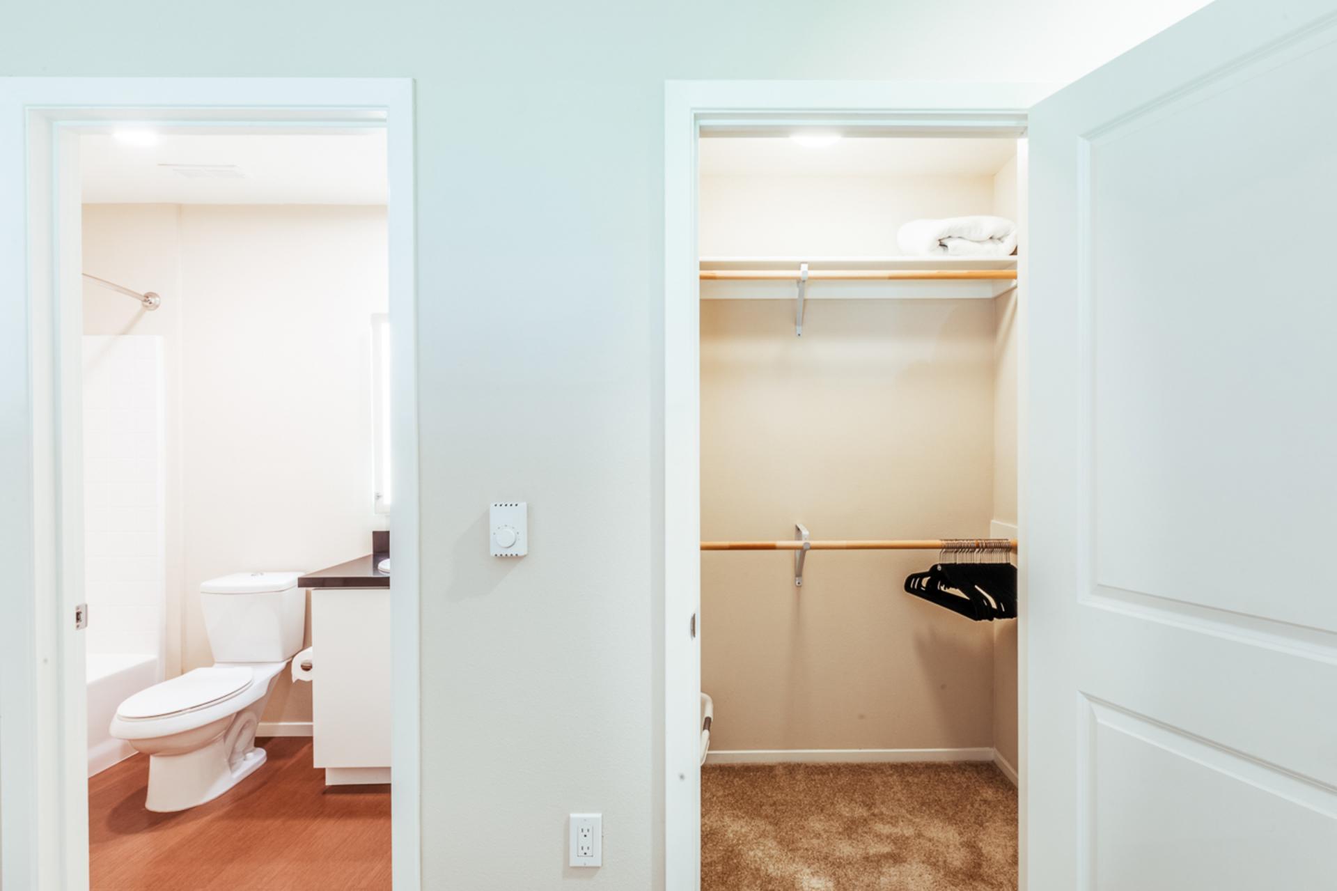Layout of Landing Furnished Apartments at MB360, Mission Bay, San Francisco