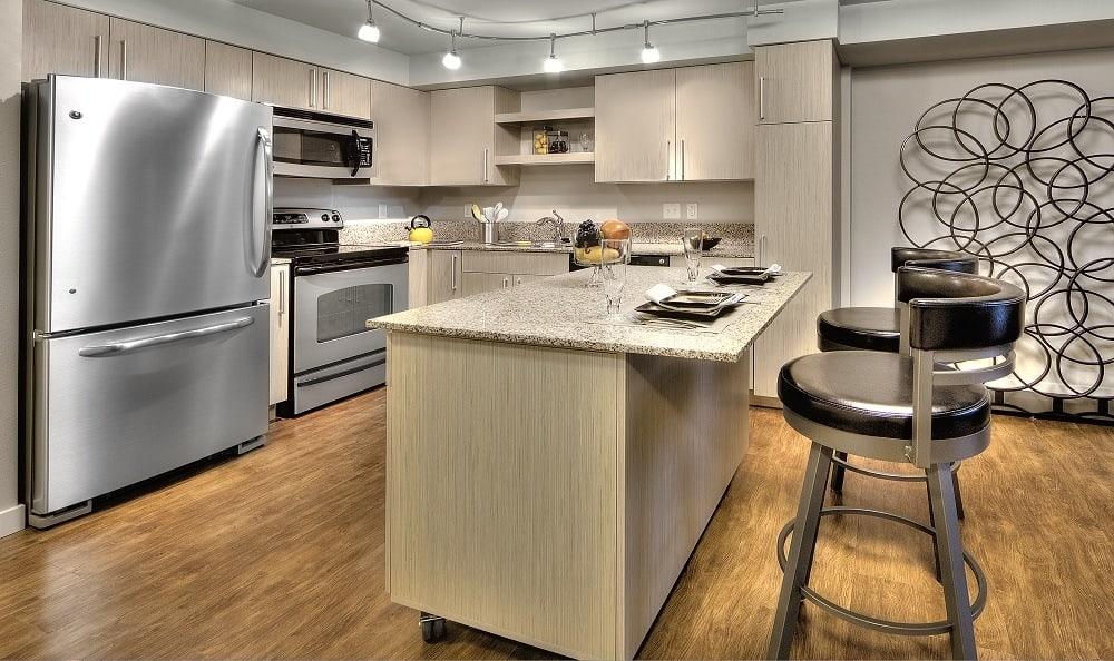 Kitchen at The Lyric